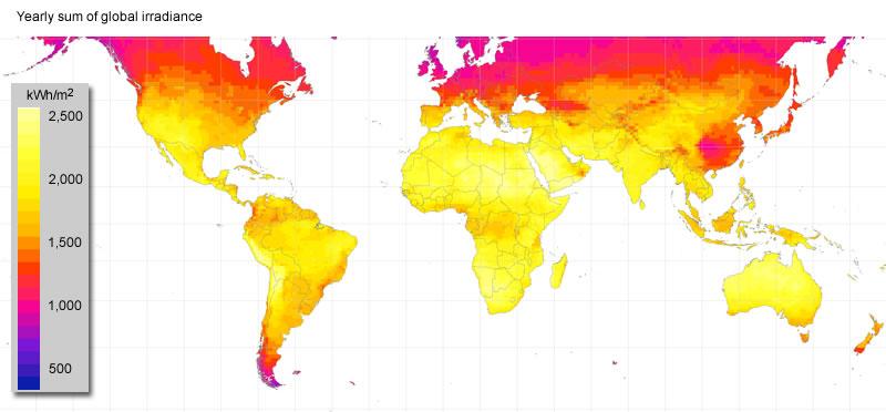 World Insolation Global
