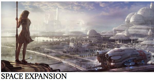 SpaceExpansion